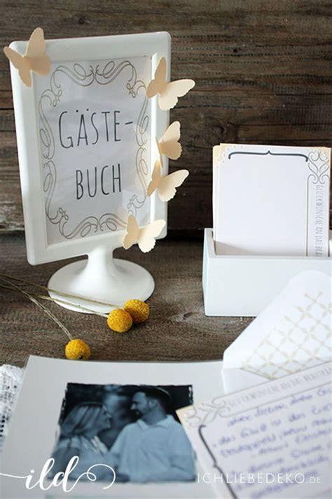 diy gaestebuch im vintage stil ich liebe deko