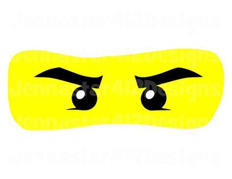 Malvorlagen für kinder zum ausdrucken. Lego Ninjago Eyes DIY Printable Iron On by JennaStar412Designs, $3.00 | Lego gesichter, Ninja ...