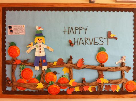 my harvest time bulletin board for preschool harvest 295 | 830f8a54687fe3f615582495ca9314a2