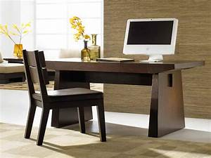 Modern Desk Home Office Whitevan Cool Modern Desk: Ideal For All Spaces!