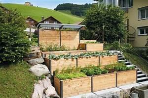 Hochbeet Im Garten : hochbeet fur garten ~ Whattoseeinmadrid.com Haus und Dekorationen