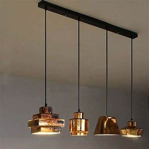 Retro industrial warehouse pendant lights american country