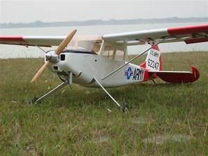 Cessna Bird Dog ARF (310cm, 9kg, 60cc) CYMODEL | CY8069C