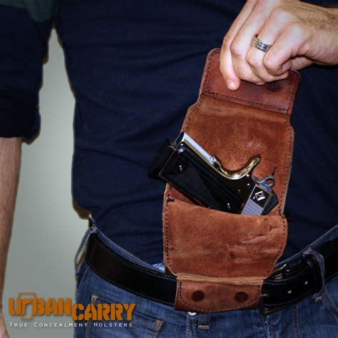 Concealed Carry Holster Inside Urban