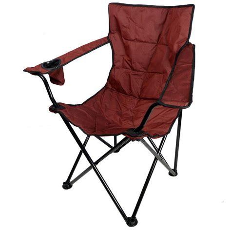 azuma deluxe padded folding outdoor cing festival