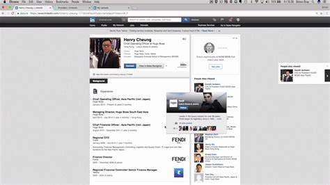 how to connect with someone you don t know linkedin youtube