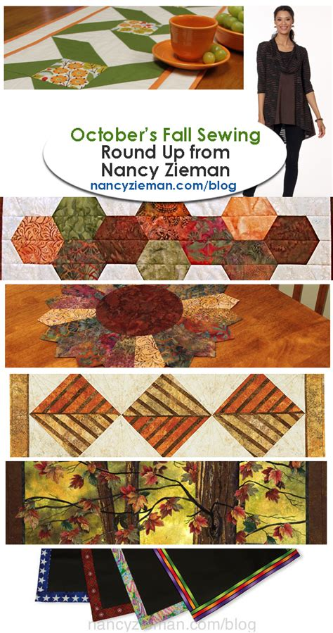 Get Organized Sewing Pattern Roundup By Nancy Zieman