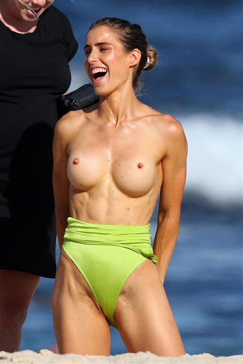 Claudia Jovanovski Nude Tits Are Disgusting Scandal Planet