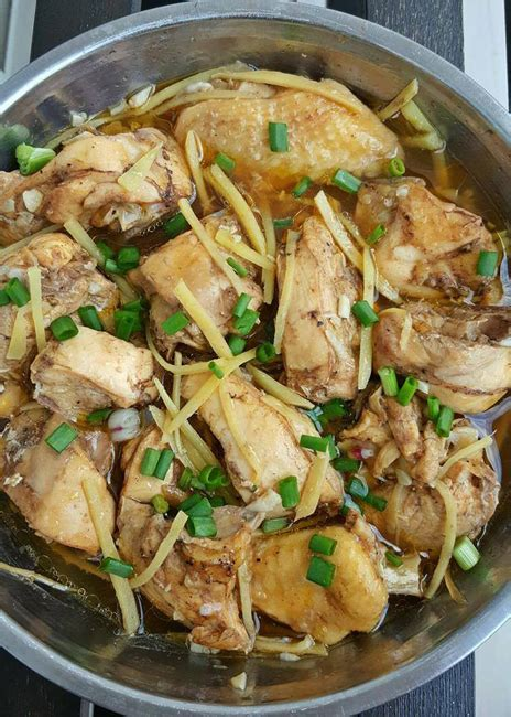Ikan kukus patin simple mantul/healthy food series. Ayam Kukus Versi Thailand , Memang Mengancam Nafsu Makan ...