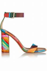 Sandalen Sommer 2015 : rainbow styles sind fashion trend f r das fr hjahr sommer ~ Watch28wear.com Haus und Dekorationen