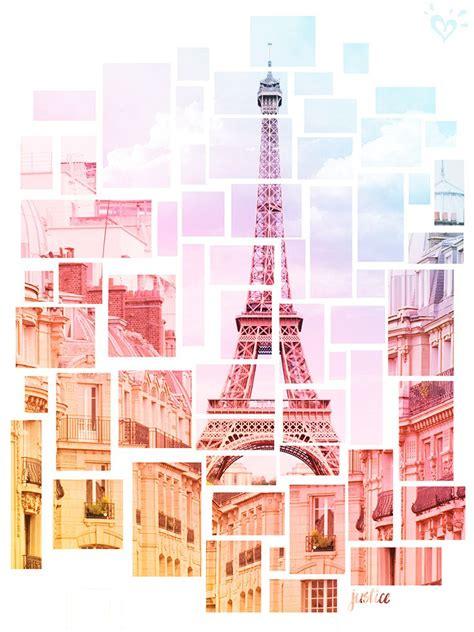 pink paris wallpaper gallery