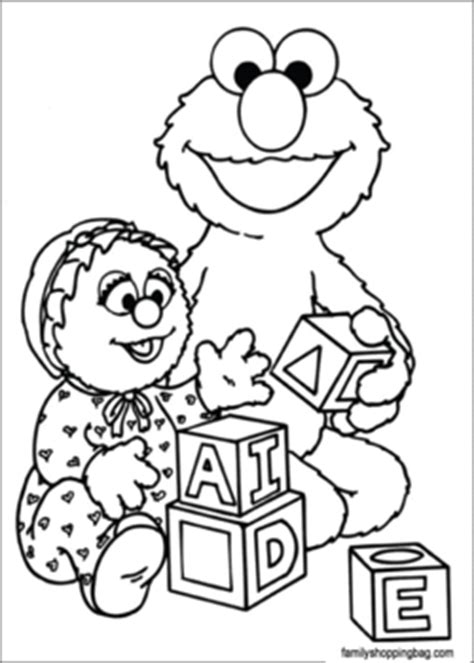 coloring page  sesame street coloring pages  printable ideas  family shoppingbagcom