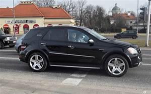 Mercedes Ml W164 Zubehör : mercedes benz ml 63 amg w164 8 march 2017 autogespot ~ Jslefanu.com Haus und Dekorationen