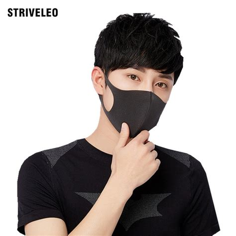 pcsbag japan fashion  breathable black  white mouth