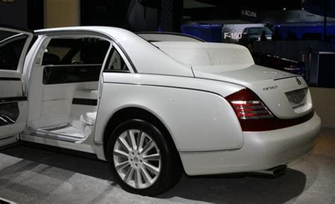 Maybach Landaulet Hq Photos Honda Cars Specs Top Speed
