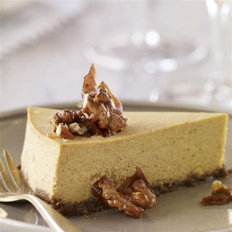 cottage cheese recipes healthy gluten free pumpkin cheesecake with gingersnap walnut