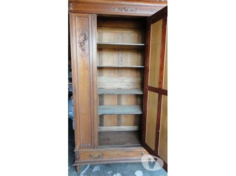 Armoire Ancienne Porte Miroir Clasf