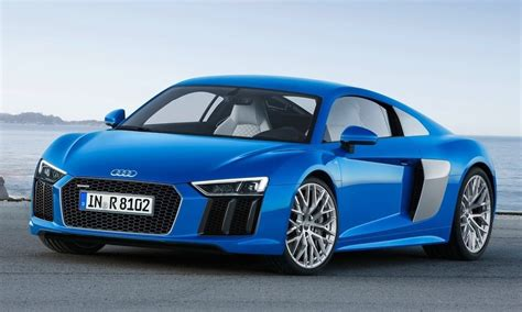 All-new, 2016 Audi R8 Revealed With Some Serious Hardware
