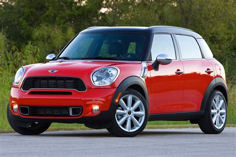 Find Out How Mini The New Cooper Countryman Is After 56