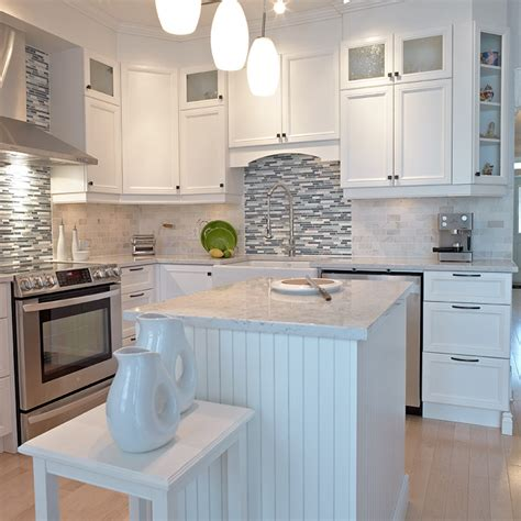 beauregard cuisine armoir blanche cuisines beauregard cuisine ralisation 280