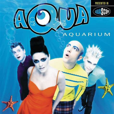 Aqua - Aquarium Lyrics and Tracklist   Genius