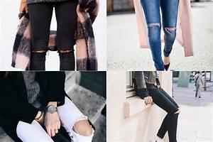 Tendu00eancia Jeans rasgado no joelho - Just Lia | Por Lia Camargo