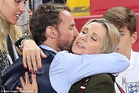 Gareth Southgate's wife will cheer him on despite having ...