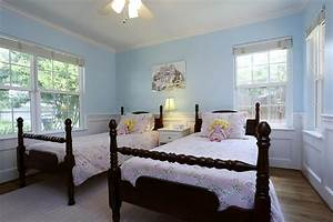 16, Beautiful, Examples, Of, Light, Blue, Walls, In, A, Bedroom