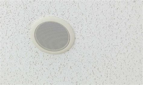 How Wire Ceiling Speakers Spkr Tech
