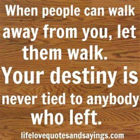 Cant Walk Away Quotes