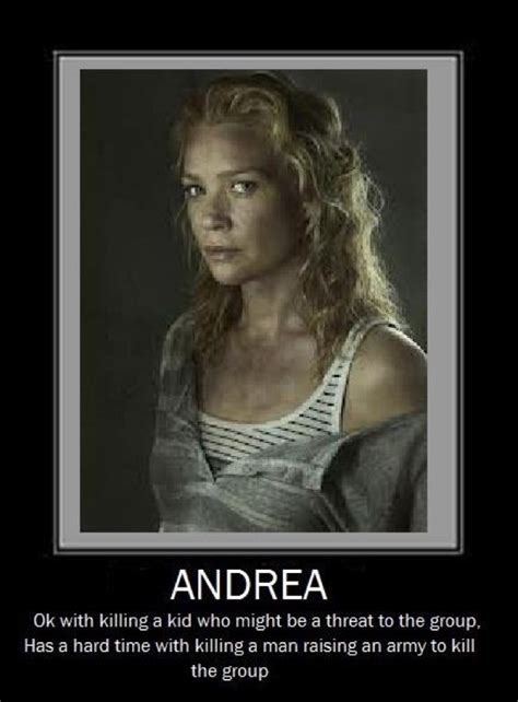 Andrea Meme - the walking dead funny meme compilation