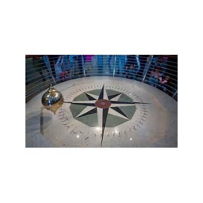 Foucault Pendulum Made in America · Guardian Liberty Voice
