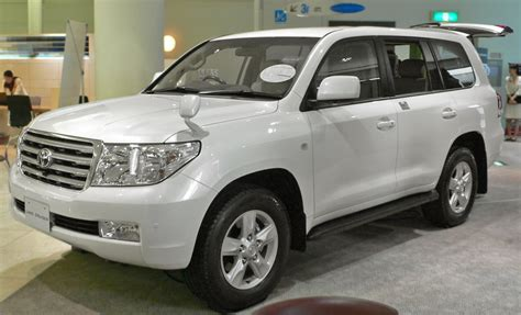 Toyota Land Cruiser Picture by 2007 Toyota Land Cruiser 200 Pictures Information And