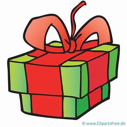Geschenk Clipart Cartoon Grafik Geschenke Bild Advent