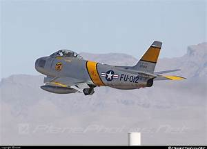 N186AM - North American F-86F Sabre operated by Private ...