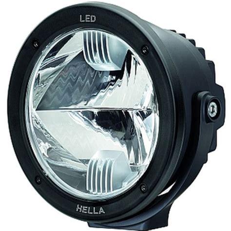 hella hl rallye  compact series led driving lamp