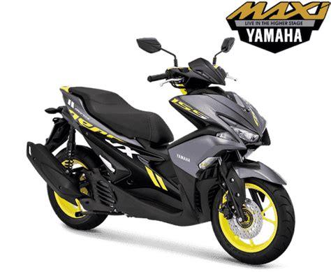 Yamaha Aerox 155vva Backgrounds by Harga Yamaha Aerox 155 2019 Massagi Motor