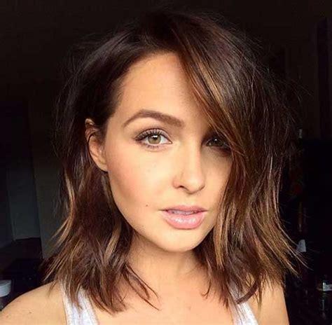 15 medium short haircuts short hairstyles 2017 2018