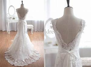 2015 vintage inspired tulle lace wedding dress taffeta With deep v lace wedding dress