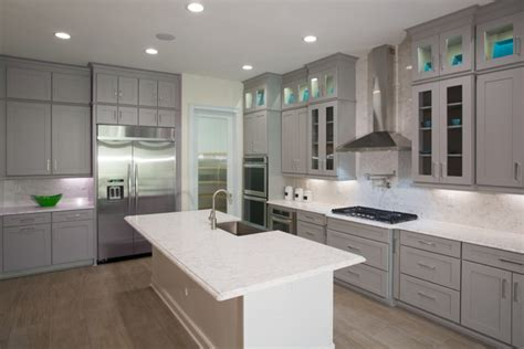 kitchen images with white cabinets lg viatera minuet modern kitchen toronto by new 8128