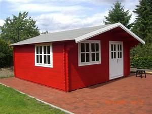 Englische Gartenhäuser Aus Holz : gartenhaus modell schweden rot sams gartenhaus shop ~ Markanthonyermac.com Haus und Dekorationen
