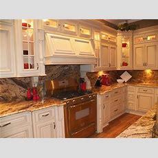 Arlington Cream White Kitchen Cabinets Home Design