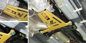 Beatrush Rx8 Center Transmission Bracing For Rx8