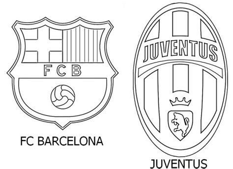 Fc Barcelona Kleurplaat by Fc Barcelona Logo Kleurplaat Ausmalbilder Fuball Wappen