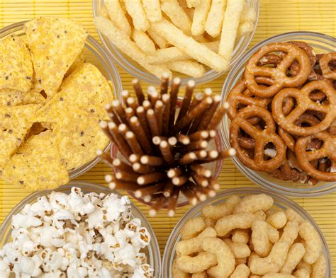 snack cuisine study crunch hybrid snack foods