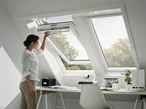 Dachausbau Mit Fenster : dachfenster machen aus dachgeschoss helle wohnwelten ~ Lizthompson.info Haus und Dekorationen