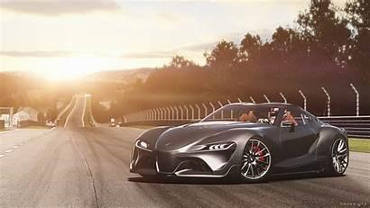 Toyota 4k Wallpapers Hypercar Ft Turismo Gran