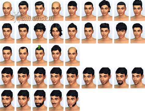 Frisuren Fur Sims 3 Kostenlos Downloaden Cabcuvato