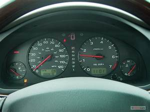 Image  2003 Subaru Legacy Wagon 5dr Outback H6 L L  Bean Edition Instrument Cluster  Size  640 X