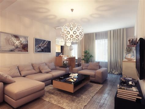Tasteful Living Spaces